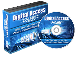 Digital Access Pass software for WordPress